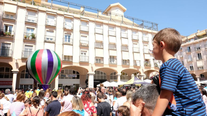 Los barrios de Elda tendrán actividades infantiles durante las Fiestas Mayores de septiembre