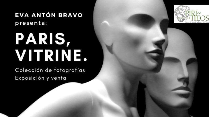 Exposición Paris, vitrine
