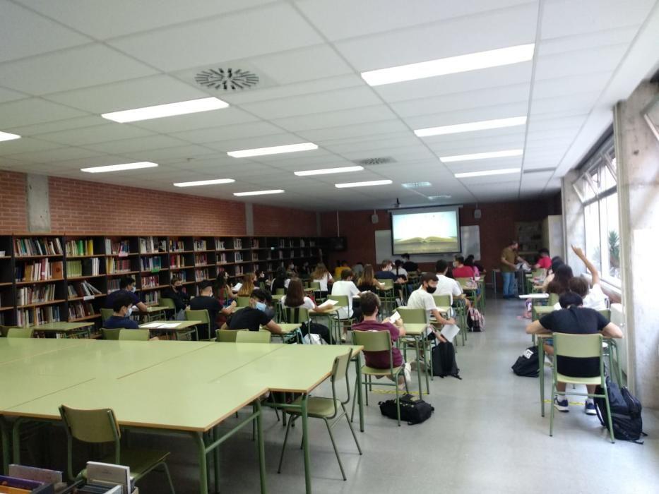 Noves aules a Escola la Comarcal i l'IES Benicalap