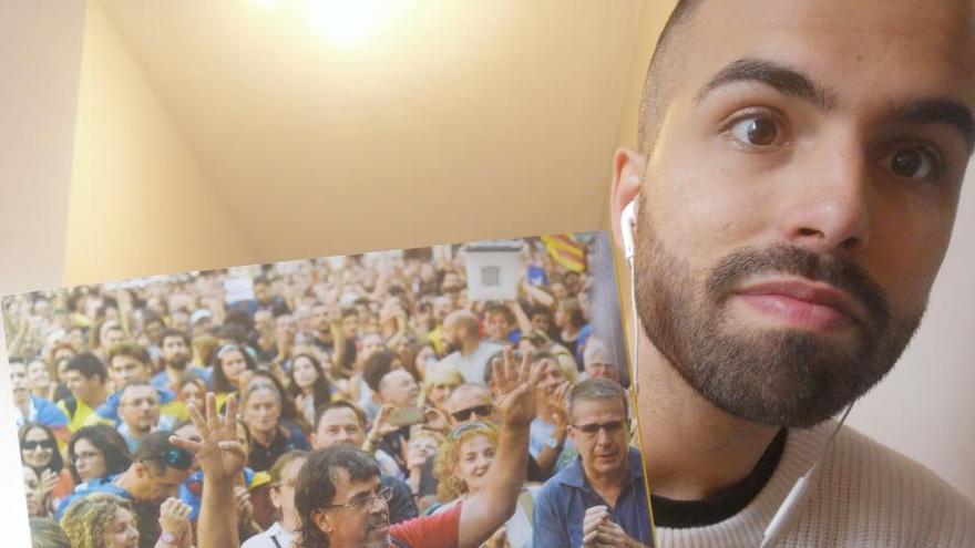 Aleix Solernou porta «La revolta del poble» a Manresa