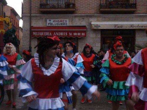 Imaginación y buen humor en el Carnaval de Toro
