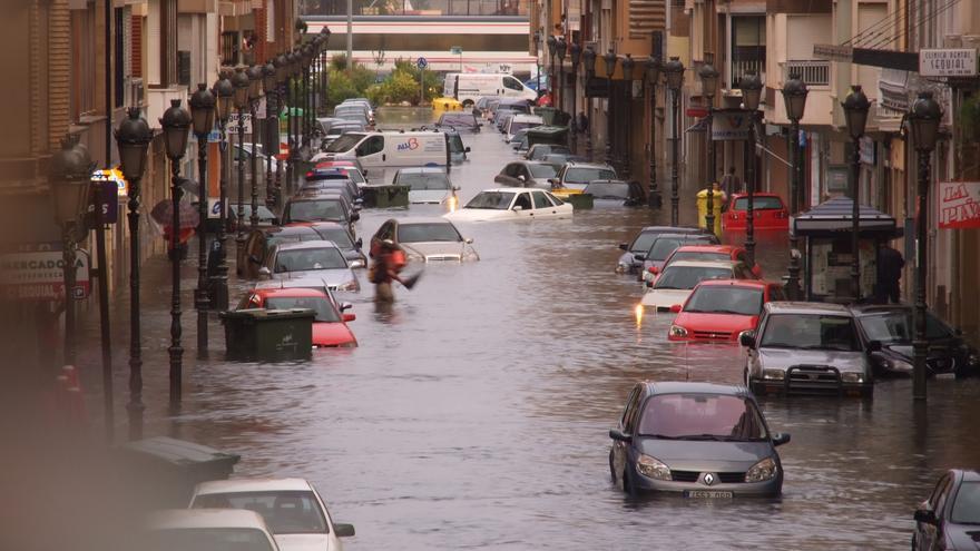 Trece años del diluvio sobre Sueca
