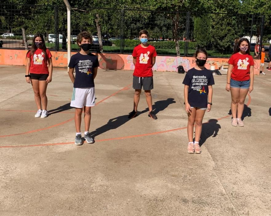 """Los """"jocs tradicionals"""" vuelven a las Fallas con Camins al Grau"""