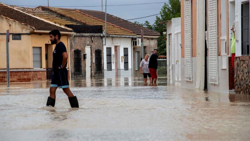 La Región entra en fase de preemergencia por riesgo de inundaciones