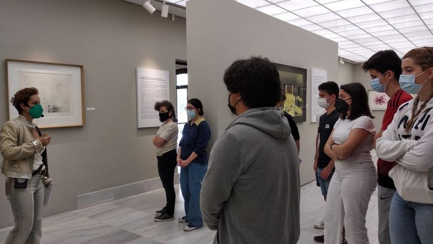 'De Picasso a Barceló' cierra en Benicàssim tras recibir 4.139 visitas