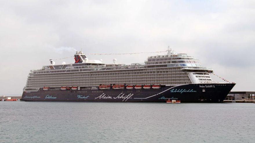 Los cruceros de TUI regresan a Mallorca el 17 de junio