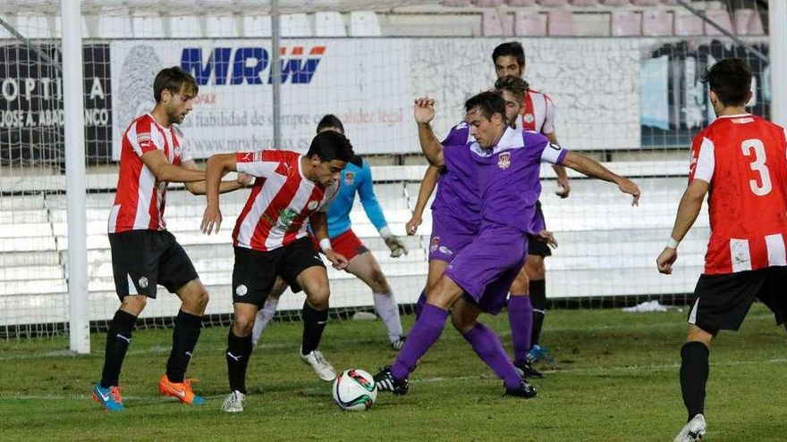 La Copa Federación se limpia de rivales de entidad