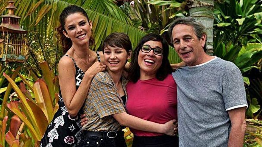 'Las consecuencias' se rueda en La Palma con Juana Acosta como protagonista