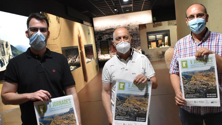Petrer reunirá a expertos de la Comunidad Valenciana en las V Jornadas de Museos