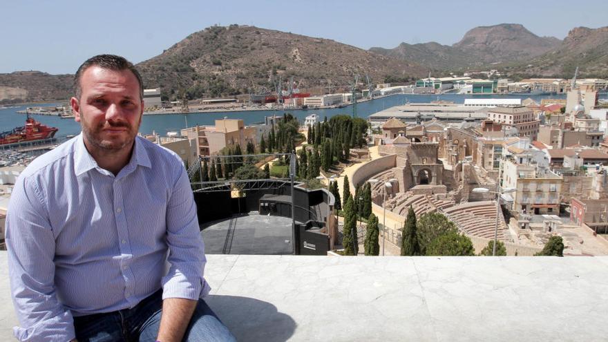 Joaquín Segado, nuevo presidente de la Autoridad Portuaria de Cartagena