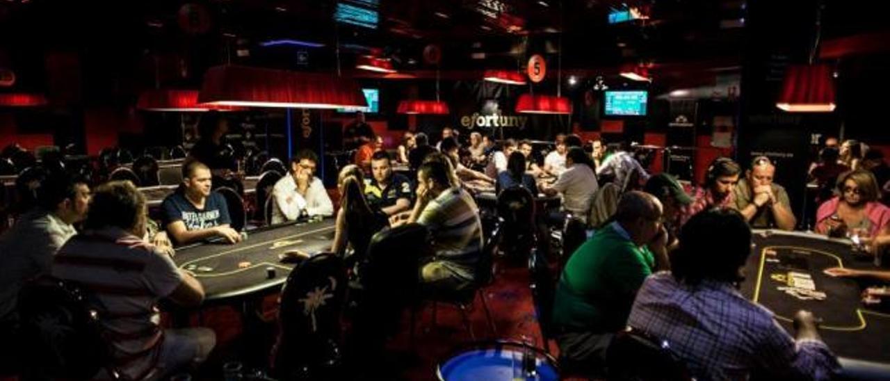 Llega la I etapa de las eFortuny Poker Series 2014