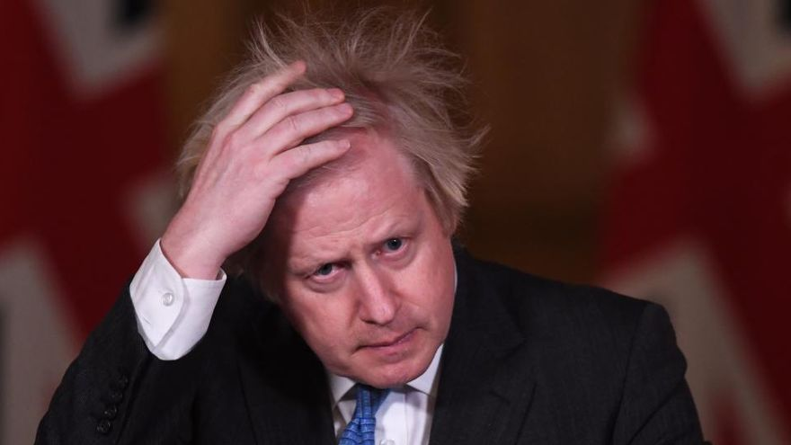 """Johnson aspira a relajar el confinamiento de manera """"cauta pero irreversible"""""""