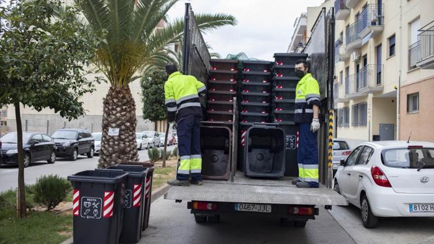 Carcaixent dará voz a los vecinos en                     el plan de residuos