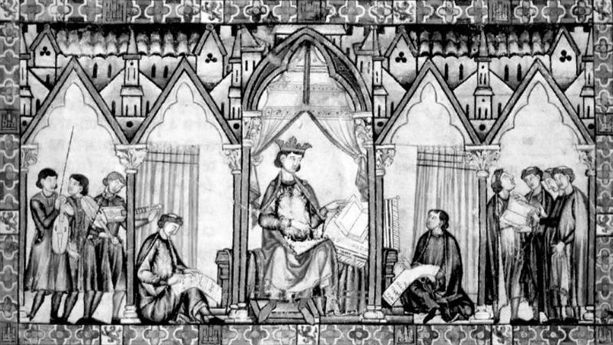 Cantiga de Afonso X