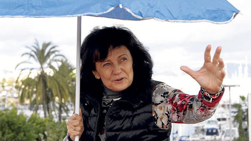 Diese Frau weiß, wann auf Mallorca die Sonne scheint