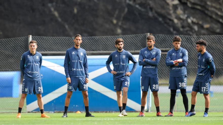 La  racha más larga del Tenerife sin ganar dos partidos seguidos desde 2003