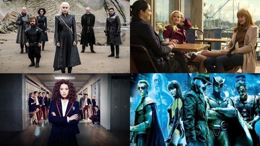 Las 20 series más esperadas de 2019