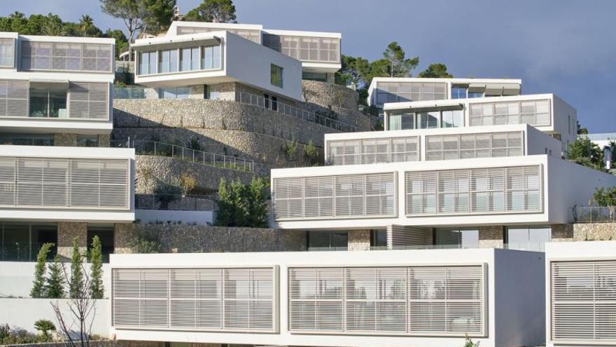 Premian unas viviendas de Cala Llamp cuyo impacto denuncia Terraferida