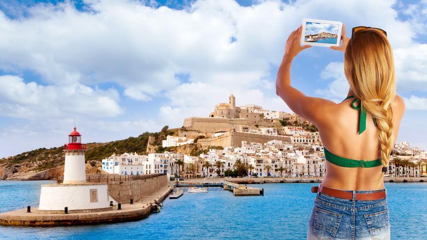 Ibiza, el lugar de España con más selfies en Instagram