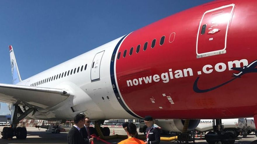 Norwegian anuncia l'acomiadament del 85% dels treballadors a l'Estat