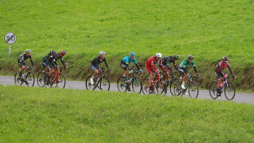 La vigésima etapa de la Vuelta a España, en imágenes