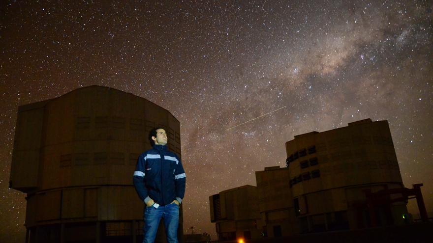 La Fundación «la Caixa» beca al alicantino Jorge Lillo-Box para investigar en el CAB (Centro de Astrobiología)