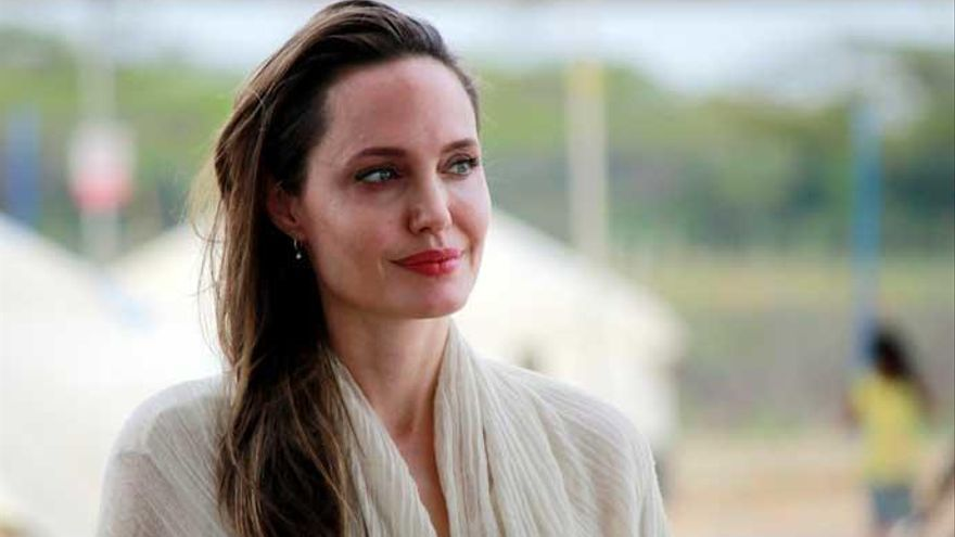 Angelina Jolie, así es su vida en Fuerteventura