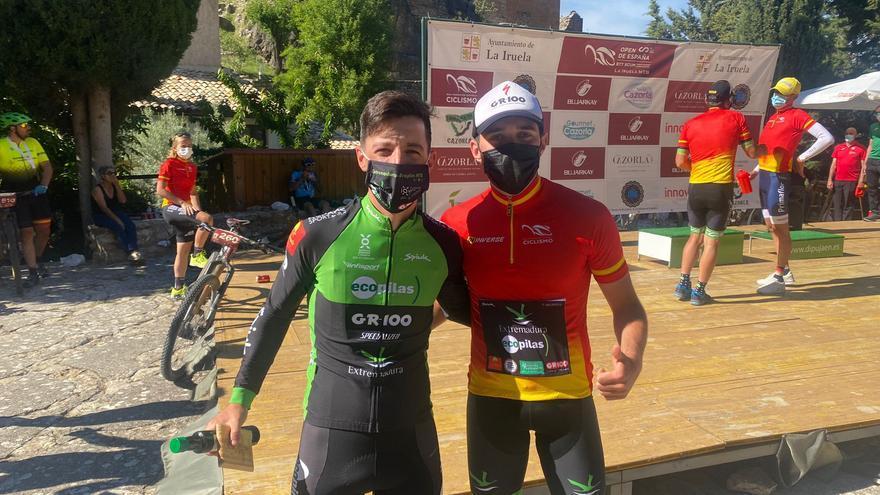 Miguel Periáñez, del Ecopilas, líder del Open de España de ultramaratón sub-23