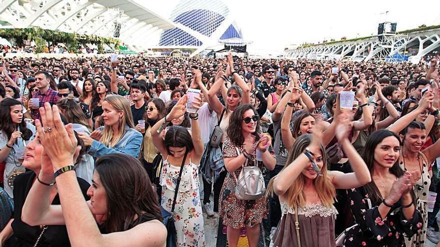 El sector de la música prevé pérdidas de 1.265 millones