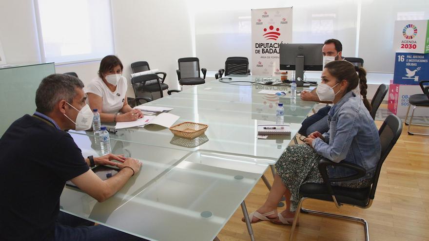 La Diputación de Badajoz inicia una campaña de sensibilización para la prevención del suicidio