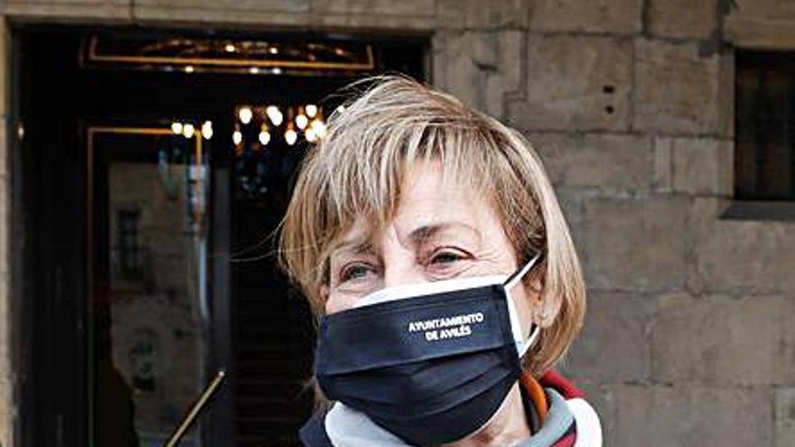 """La sugerencia de la Alcaldesa de Avilés al alto cargo que pone trabas a trabajar en la ciudad: """"Que se venga a vivir"""""""