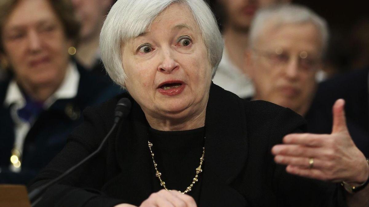 El Senado de EEUU confirma a Janet Yellen como secretaria del Tesoro