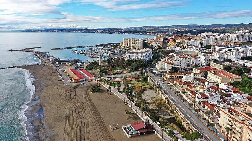 Estepona licita un centro comercial y cultural en primera línea de playa