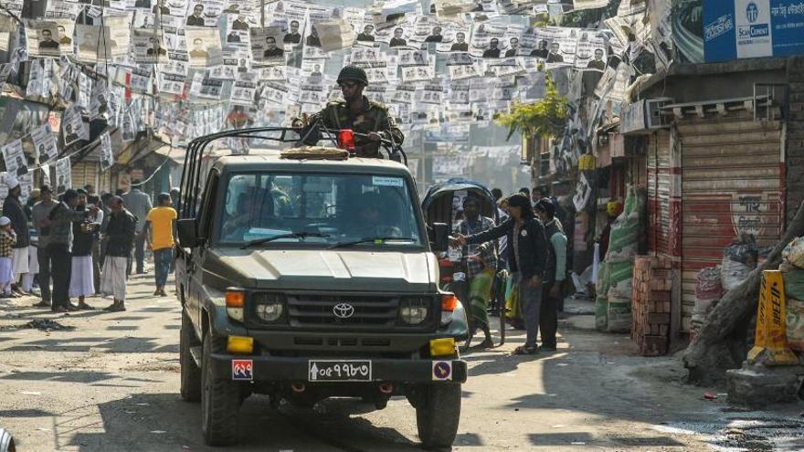 Al menos 19 muertos durante las elecciones en Bangladesh
