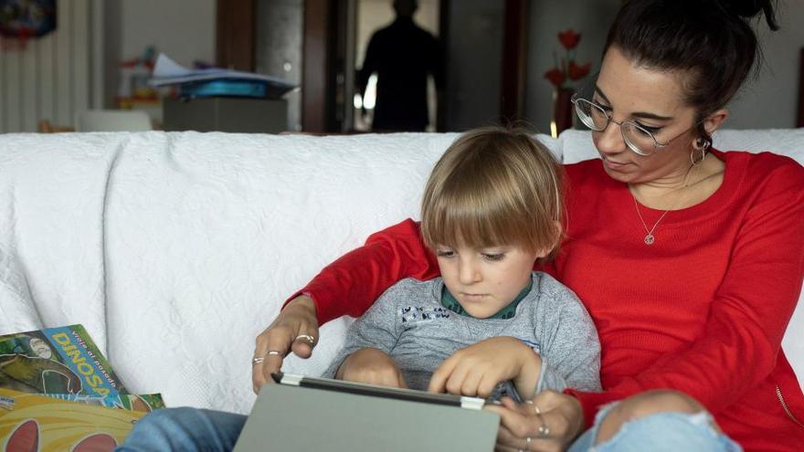 Uno de cada tres niños de primaria no tuvo clases online durante el confinamiento