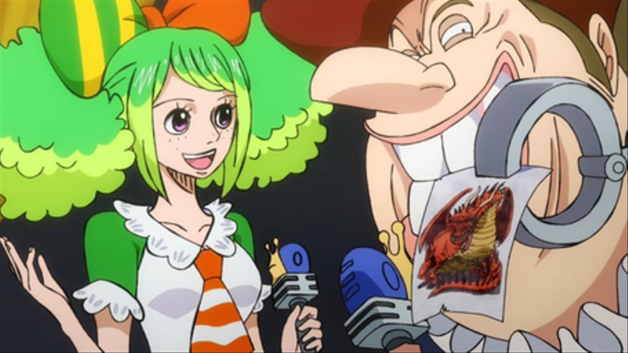 One Piece: Estampida