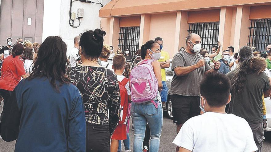 Gregorio Cabrera: «12 grandes unidades trabajarán con el alumnado  más vulnerable»