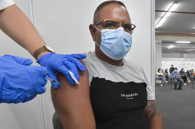 Continúa el proceso de vacunación en Infecar (13/6/21)