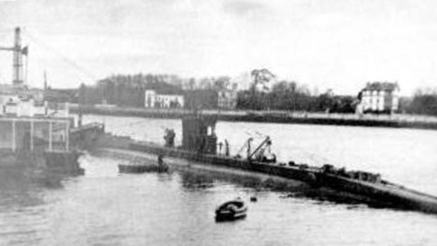 Destituyen al militar que publicó el aniversario del hundimiento del submarino republicano C-5