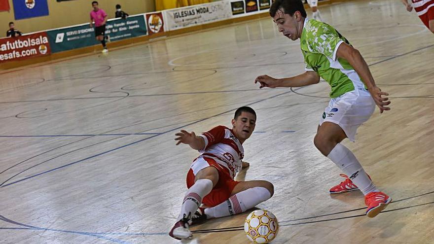 Èric Castillo i Manu continuaran al Manresa FS