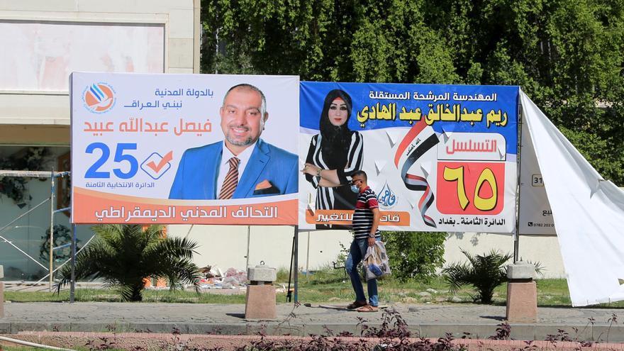 """Irak retrasa el anuncio de los resultados electorales por """"problemas"""""""