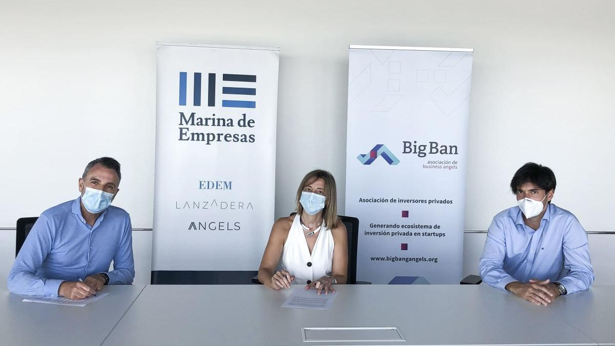 Big Ban se instala en Marina de Empresa