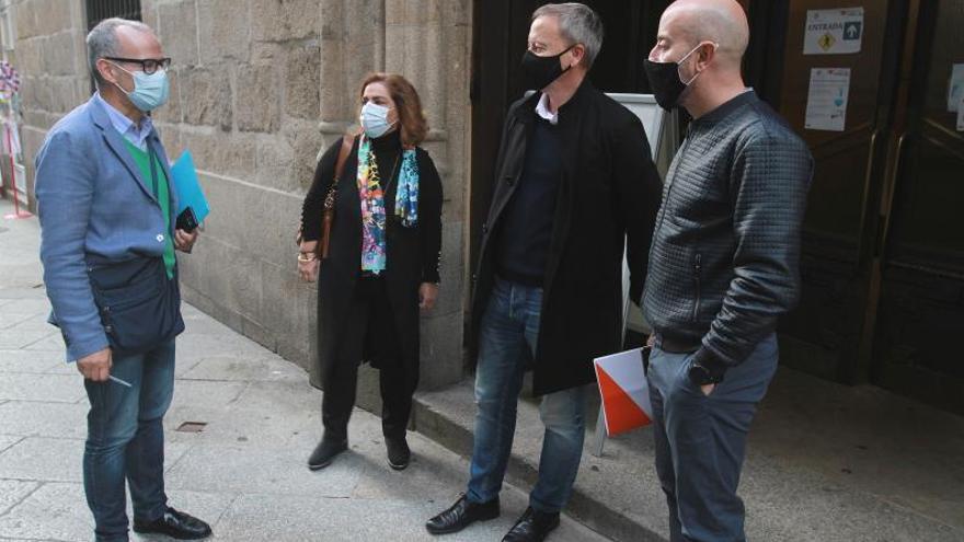 De Ourense al Parlamento: la moción de censura contra Jácome que pudo ser y nunca será