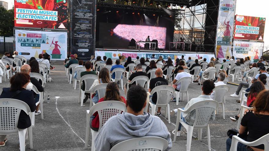 Festival Electrónica Coruñés