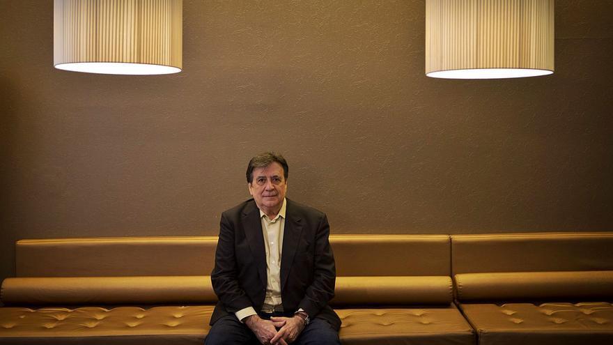 Luis Landero: «Uno tendría que reivindicar el derecho a no estar informado»