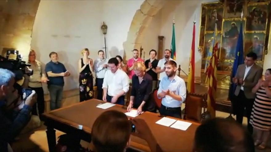 Firmado el Acord de Fadrell