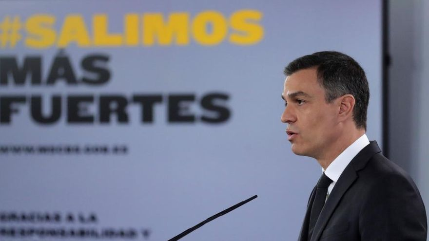 España vive el cuarto estado de alarma de la democracia