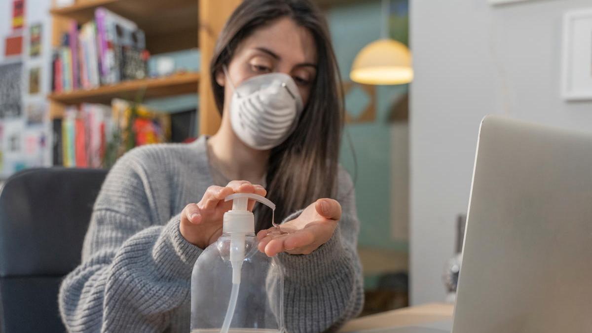 Consejos para evitar la transmisión del coronavirus en el hogar.