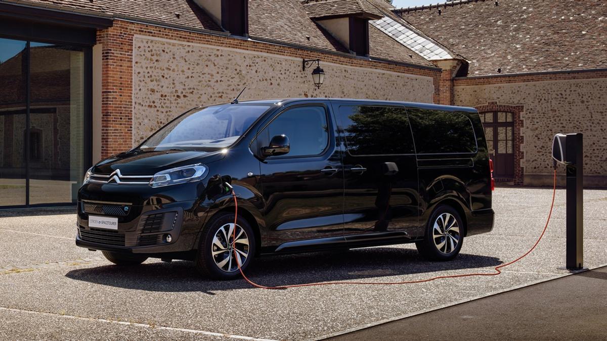 Citroën eSpaceTourer, la opción eléctrica más familiar