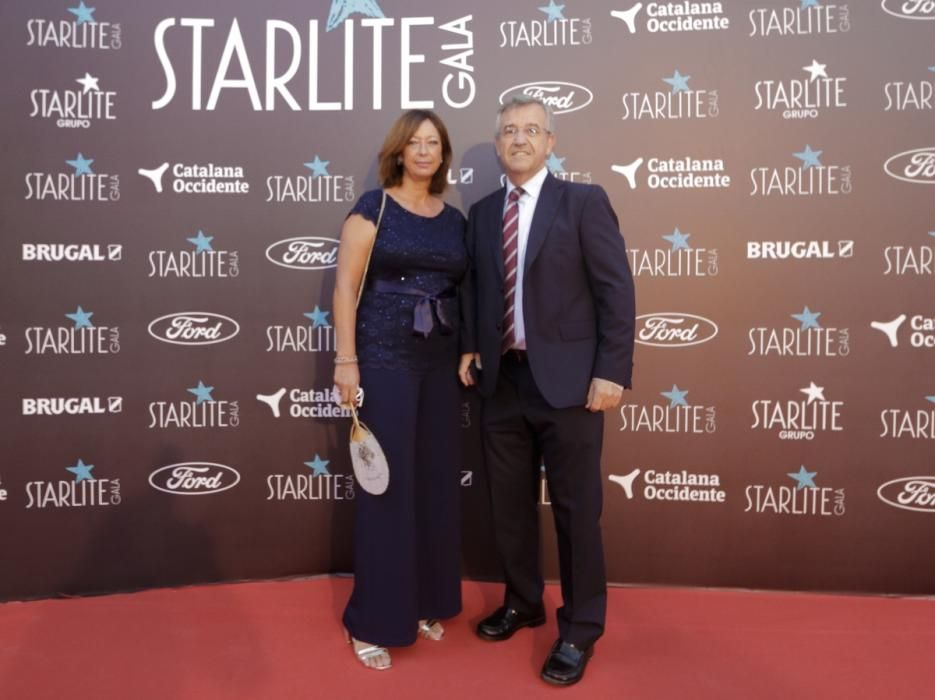 Photocall previo a la gala solidaria de Starlite.
